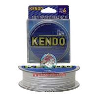 Kendo Dynema 4 Örgü İp Misina Beyaz 250M 0,128Mm