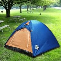 Qdoor 3 Kişilik Kolay Kurulumlu Kamp Çadırı