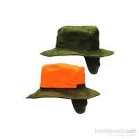 Remıxon Hat Çift Taraflı Fötr Şapka