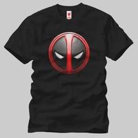 Deadpool Logo Erkek Tişört