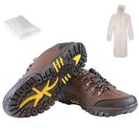 Dixstar Trekking Unisex Ayakkabı 10 Adet Tek Kullanımlık Yağmurluk
