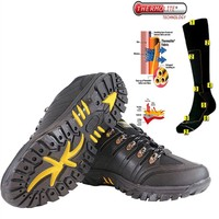 Dixstar Trekking Unisex Ayakkabı Termojenik Çorap