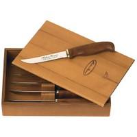 Marttiini Steak Knives 6 Pc Wooden Box Bıçak