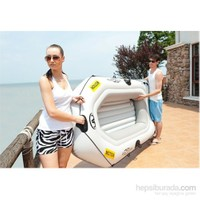 Aqua Marına Motion Sports Boat With Electric Motor T-18