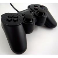 Trilogic Gp-808 Analog Çift Titreşimli Pc/Usb Gamepad
