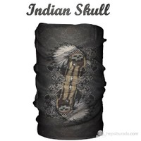 Narr Indian Skull Bandana