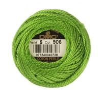 Dmc Koton Perle Yumak 10 Gr Yeşil No:5 - 906