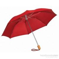 """Centrixx 19547887 20"""" 2 Kademeli Kırmızı Şemsiye"""