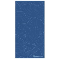 Trekmates Choob Contour Blue Bandana Ch-29-Bl-Na / Standart - Std