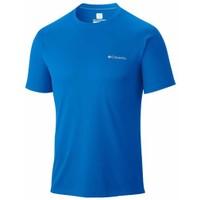 Columbia Am6084-431 Mavi Erkek T-Shirt