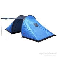 Igloo Family Dome Tent 2 Odalı 4 Kişilik Çadır