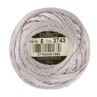 Dmc Koton Perle Yumak 10 Gr Beyaz No:5 - 3743