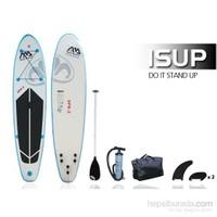 Aqua Marina Air Sup (10*10) Sörf Tahtası + Ayarlı Alu. Kürek