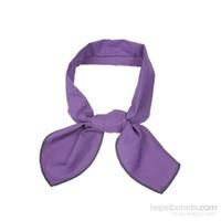 Cool Tie -Düz Renk Lila