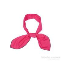 Cool Tie -Düz Renk Fuşya