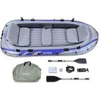 Intex Excursion 5Bot Set 455Kg 366X168X43Cm(Kurek&Pompa)
