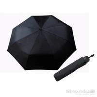 Zeus & Co. Siyah Manuel Şemsiye