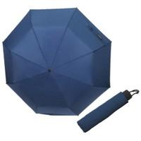 Zeus & Co. Lacivert Manuel Rüzgara Dayanıklı Şemsiye