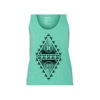 Hurley Bch Dreams Tank Prft In Bayan T-Shirt