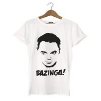Dyetee Bazinga! Erkek T-Shirt