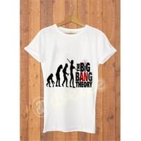 Dyetee Theory Erkek T-Shirt