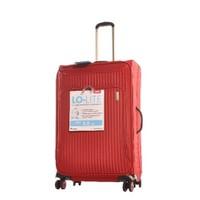 It Luggage Hafif Kumaş Orta Boy Kırmızı Valiz