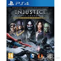 Injustice Gods Among Us Goty PS4
