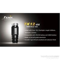 Fenix TK 12 EX 18650 Uzatma aparatı