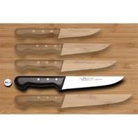 Bora 706-Bc Mutfak Ve Kurban Wenge Saplı Klasik Bıçak No:3