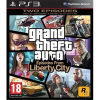 GTA Episodes From Liberty City PS3