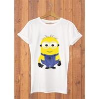 Dyetee Minion Erkek T-Shirt