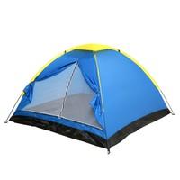 Angel Eye 6 Kişilik Pencereli Ortadan Fermuarlı 220X250x150 Cm Kamp Çadırı