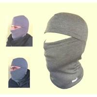 Prusa Kar Maskesi Antrasit Füme Polar Kumaş - Unisex
