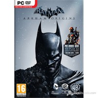Batman Arkham Origins Limited Edition PC