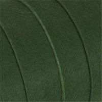 La Mia 50X50 Cm 3 Mm Zümrüt Yeşil Sentetik Keçe - M58