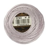 Dmc Koton Perle Yumak 10 Gr Beyaz No:8 - 3743