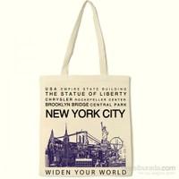 Tk Collection New York City Çanta
