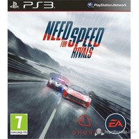 NFS Rivals Limited Edition Ps3