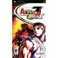 Street Fıgter Alpha Max 3 PSP