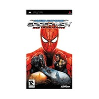 Spiderman Web Of Shadows Psp