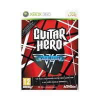 Guitar Hero Van Halen Tek Oyun Xbox 360