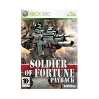 Soldier Of Fortune Payback Xbox