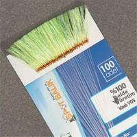 Y02 İstavrit Çapari Kösteği Koyu Yeşil 100Ad