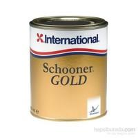 İnternational Schooner Gold Vernik 2,5Lt