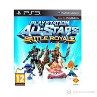 PS AllStars Battle Royale/EXP PS3
