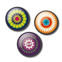 Nikidom Roller 3 Pins Mandala Rozet
