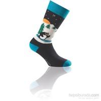 Rohner Pinguin Çocuk Kayak Çorap