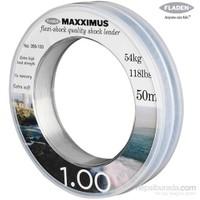 Fladen Maxxımus Flexı-Shock Leader 50Mt. - 1,20Mm.