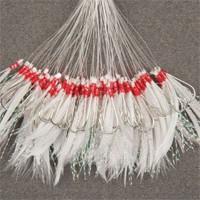 Spotbalık B01 Ördek Tüyü Çinekop Çapari Kösteği Beyaz 100Ad