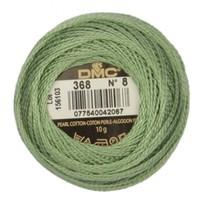 Dmc Koton Perle Yumak 10 Gr Yeşil No:8 - 368